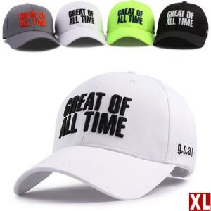 [HC0176]Great Of All Time 볼캡(XL)